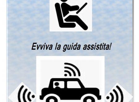 Nuovo ebook sulla guida assistita ovvero sulla sicurezza in automobile